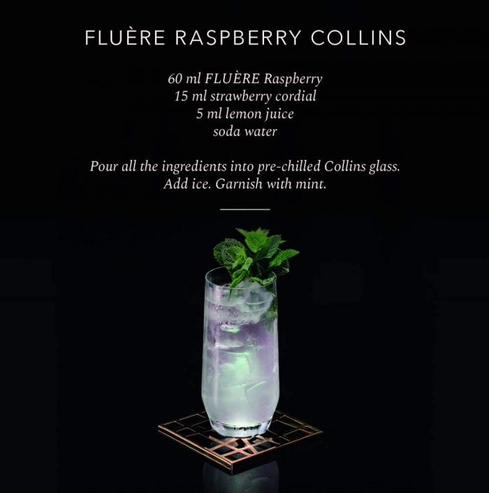 Fluere Raspberry Collins